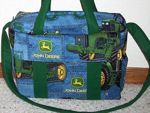 John Deere Diaper Bag Ebay