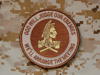 Navy SEAL Team 6 DEVGRU Red Squadron Patch AOR1 No Easy Day Zero Dark Thirty MOH
