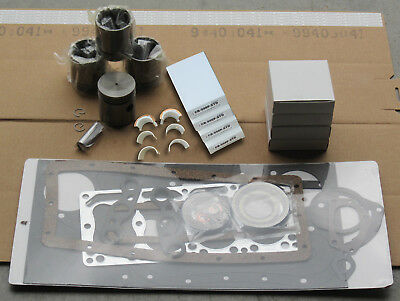Major Overhaul Kit For Ih International Cub Lo-boy Farmall