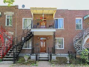 Duplex - Villeray/Saint-Michel/Parc-Extension - 16732236