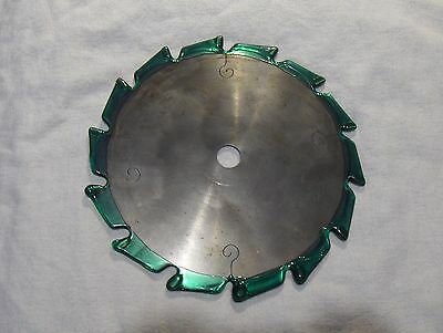 Nail Cutting Remodeling Carbide 7 1/4 saw blade by Intern Carbide Engineering Nail Cutting Blade