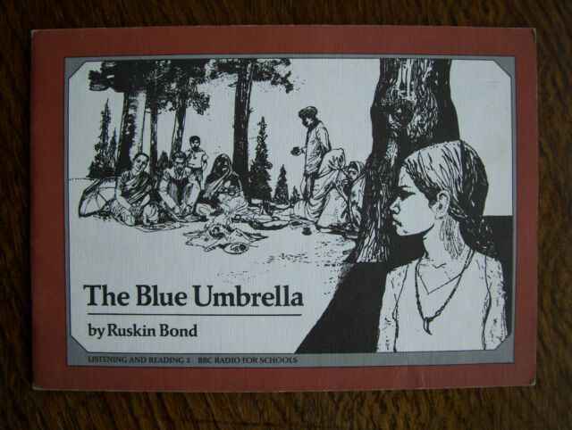 The Blue Umbrella by Ruskin Bond (BBC Listening and Reading, 1977)