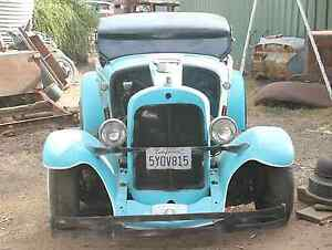 1929 Pontiac Roadster Hot Rot Rat Rod Project Thornton Maitland Area Preview