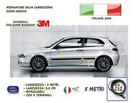 COPPIA FASCE ADESIVE ALFA ROMEO 147 DUCATI CORSE NEW TUNING