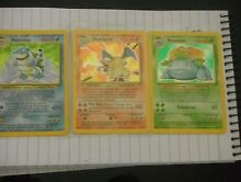 WTB- Pokemon base set complete or 1st edition Charizard etc Hewett Barossa Area Preview