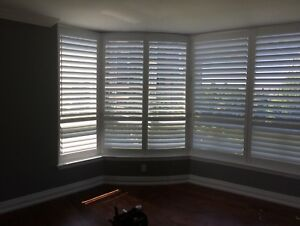 Window Blinds & Shutters / Free In Home Consultation Save 50%