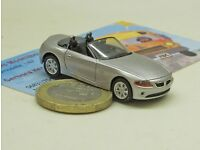 BMW Z4 Roadster m.Softtop grau met 1:43 Minichamps//BMW neu /& OVP 80420392222