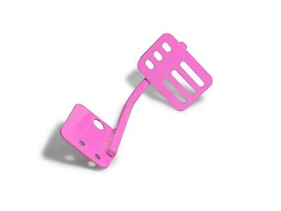 Pinky Driver Side Dead Pedal For Jeep Wrangler JK 2007-2018 Steinjager