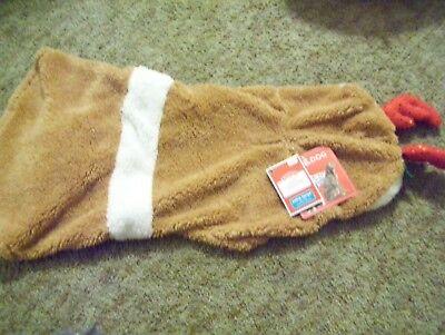 Size xlarge dog reindeer costume-new - Dog Reindeer Costume