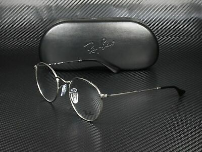 RAY BAN RX3447V 2620 Matte Gunmetal Demo Lens 50 mm Men's (Ray Ban Rx3447v)