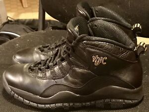 "Air Jordan 10 ""NYC"" Themed"