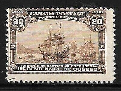 CC_________CANADA USED #103 CV $225