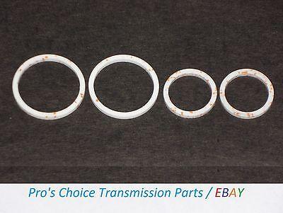 Input   Turbine Shaft Sealing Ring Kit   Fits All Gm 4L80e   4L85e Transmissions