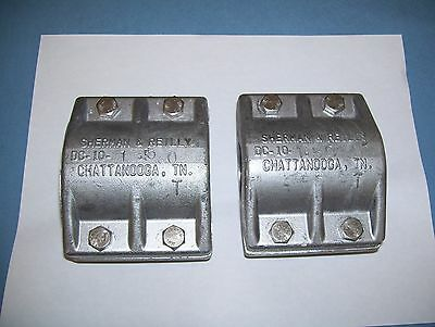 2 Sherman Reilly Dc-10 Duct Coupler Dc-10-1.50