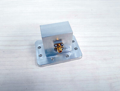 Universal Microwave Waveguide To Sma Coaxial Adapter Wr137 850w137012