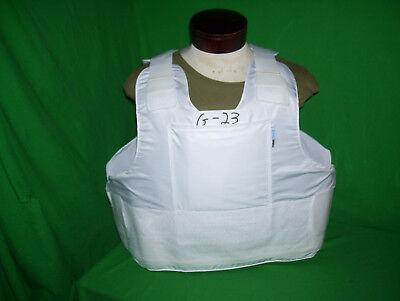 Armor Express Armor Bullet Proof Vest Level IIIA-6XLarge-reg New 2012+5X8 #G-23