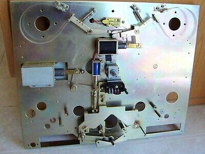 AKAI GX-635D Reel To Reel Brake Mechanism & Pinch Roller Mechanisms