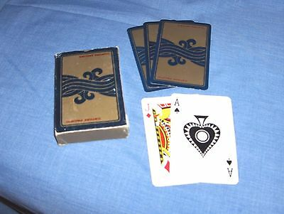 #1022 - VINTAGE CATHAY PACIFIC AIRLINES PLAYING CARDS - HONG KONG, ORIENT