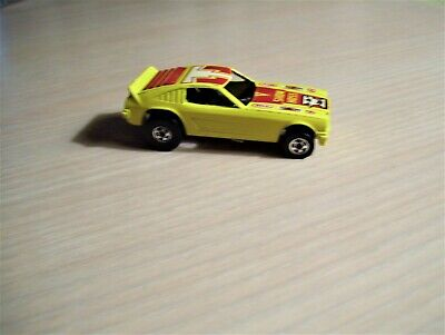 "Hot Wheels ""Flying Colors"" Blackwall Show Hoss ll (Redline Era)"