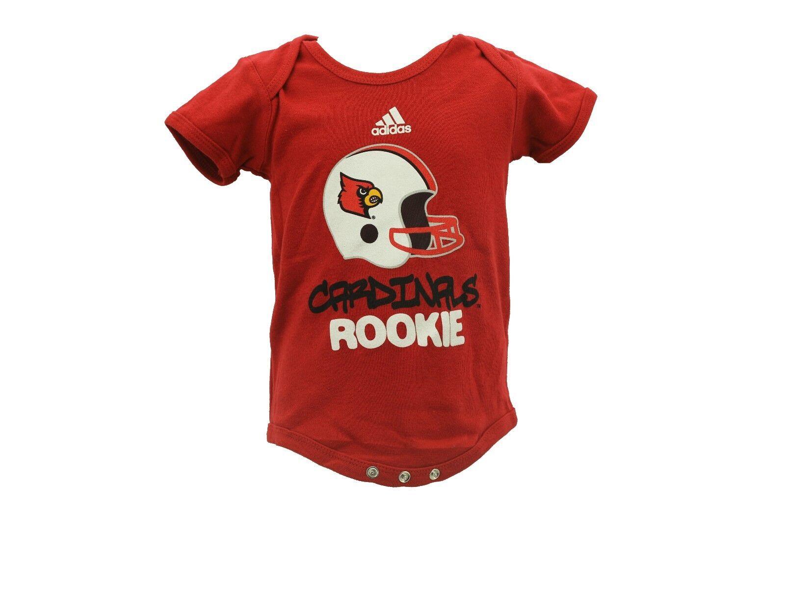 afee9df1 Details about NCAA Louisville Cardinal Official Merchandise Infant Baby  Creeper Bodysuit New