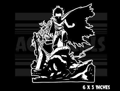 Akira - Tetsuo - Japanese Anime - Laptop Car Wall Vinyl decal...