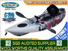 Clearance sale@WINNER Bighead Angler Pro fishing Kayak*RRP $600 Chipping Norton Liverpool Area Preview