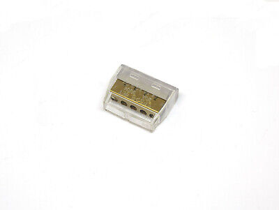 In-sure 5-port Push-in Wire Connector - 160 Pcs