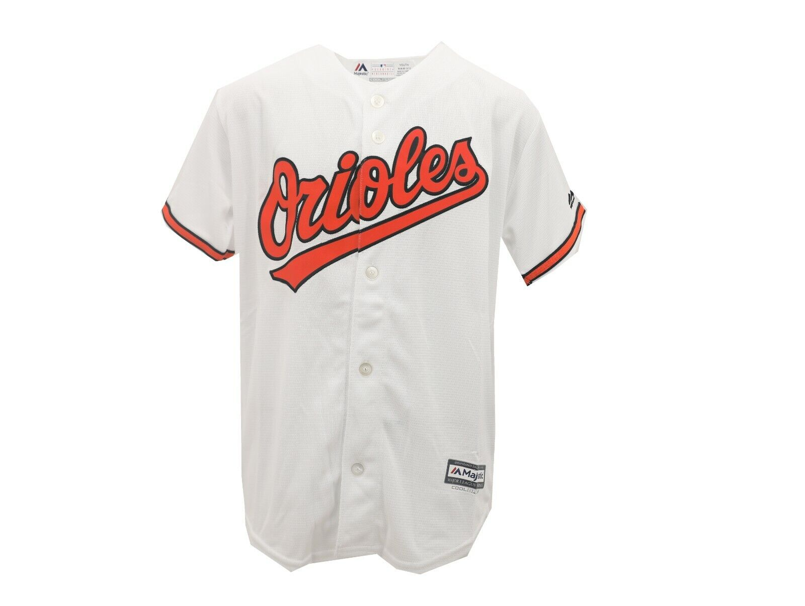 730da33fcef Baltimore Orioles MLB Majestic Cool Base Kids Youth Size J. J. Hardy Jersey  New