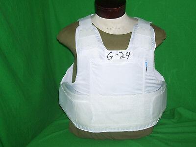 Armor Express Armor Bullet Proof Vest Level IIIA-2XLarge New 2012+FREE-5X8 #G-29