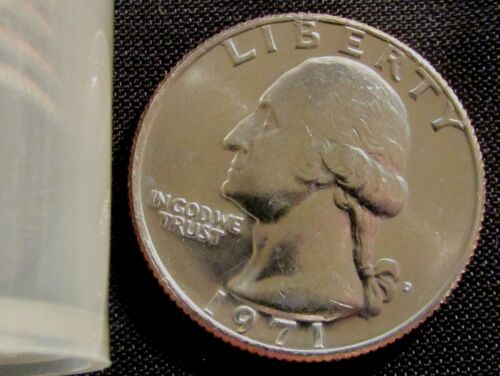 1971-D Denver  Mint Washington Quarter BU