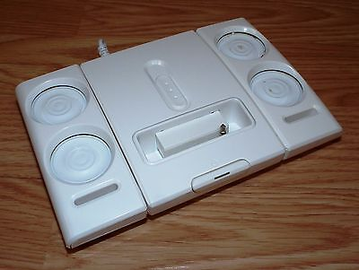 One World Electronic Essentials MP3 iPod Dock Speakers w/ Standard 3.5mm Jack