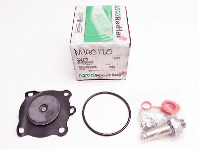 New Asco 302379 Rebuild Kit Use For 8210g004 8210g008 302379-mo