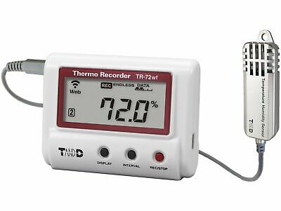 Tr-72wf-h Individual Wi-fi Data Logger With High Precision Accuracy