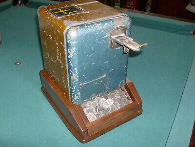 Vintage Mills Vest Pocket Slot Machine jackpot only machine not included watling
