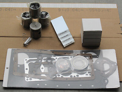 In Frame Overhaul Kit For Ih International Cub Lo-boy Farmall