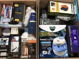 Lot of random items, most are new in box everything works
