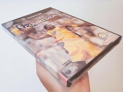 NBA COURTSIDE 2002 KOBE BRYANT NINTENDO GAMECUBE NEW PAL ESPAÑA GAME CUBE...