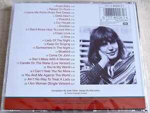 Helen-Reddy-Very-Best-of-Greatest-Hits-CD-NEW-amp-SEALED
