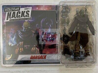Wolf Gray ORC /& BARBARIAN kit Boss Fight Studios Vitruvian HACKS pick parts
