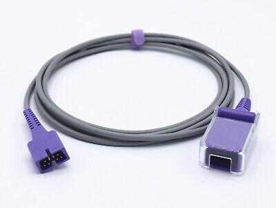 Nellcor Covidien Dec-8 Adapter Extension Spo2 Compatible - Same Day Shipping