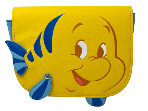 Disney by Loungefly - The Little Mermaid Ariel Pal - Flounde