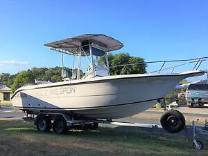 21ft Seafox Center console Mackay Mackay City Preview