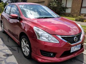 2014 Nissan pulsar ST-S AUTO Turbo