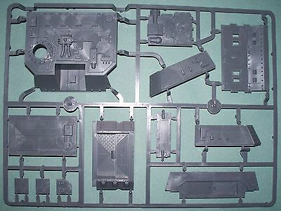 Games Workshop Warhammer 40000 Baneblade -Shadowsword Upper Hull sprue
