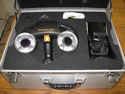 Z Corporation Zscanner 700 3d Laser Scanner
