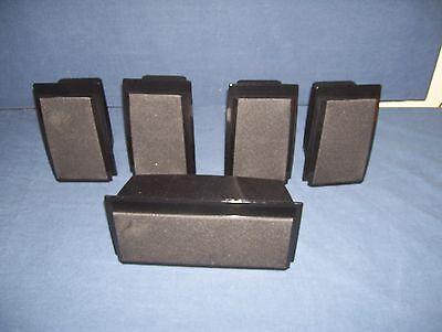 Insignia 5 Speaker Surround System Model Ns Brhtib
