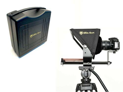 Glide Gear TMP 500 Tablet Video DSLR Camera Teleprompter Protective Hard Case