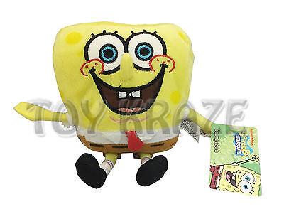 Spongebob Squarepants Plush  Small Mini Soft Stuffed Doll Toy Figure 6  New