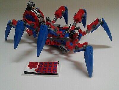 LEGO Marvel Super Hero SPIDER CRAWLER VEHICLE from Spider-man set 76114