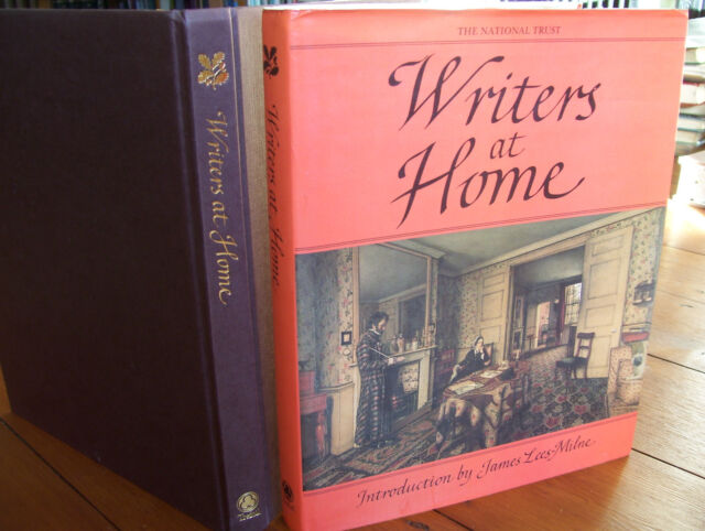 Writers at Home [National Trust] (Hardback, 1985)